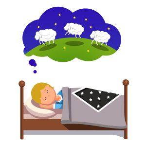sommeil lit rêve
