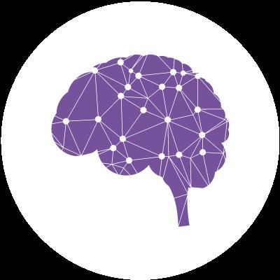 cerveau stylisé