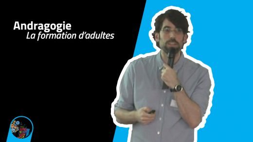 Vignette youtube conférence andragogie