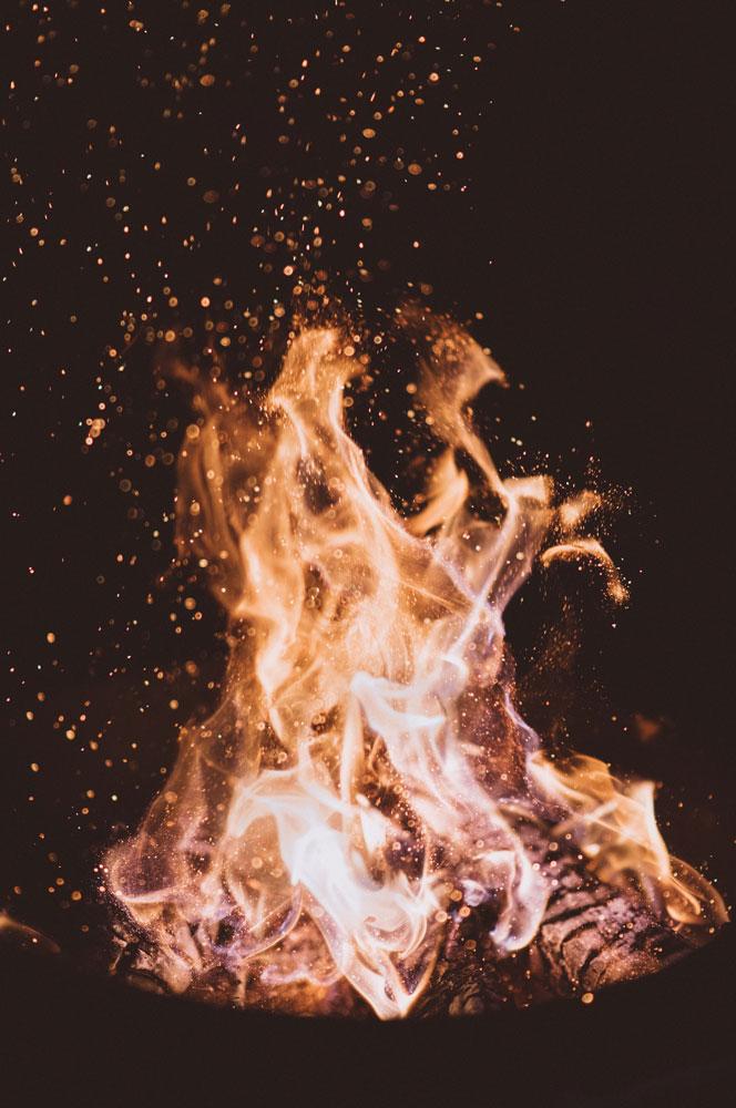 Photo de feu