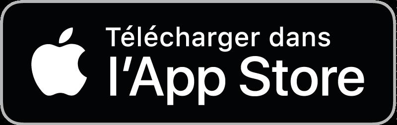 Lien vers l'App Store
